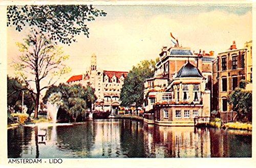 (Lido Amsterdam Holland Postcard)