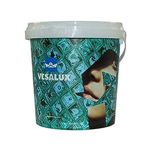 sparkle paint for wallsVESALUX Go Glitter 106 PALE COPPER 1L  Glitter paint for walls