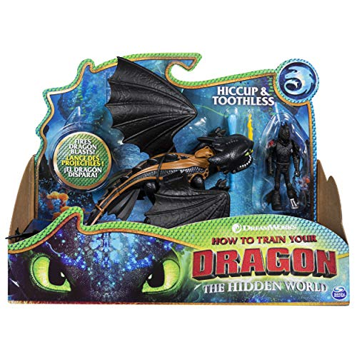 Dreamworks Dragons Toothless & Hiccup Now $6.19 (Was $14.99)
