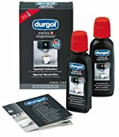 Durgol Swiss Espresso - Spezial-Entkalker - Kaffemaschinen, 2x125ml