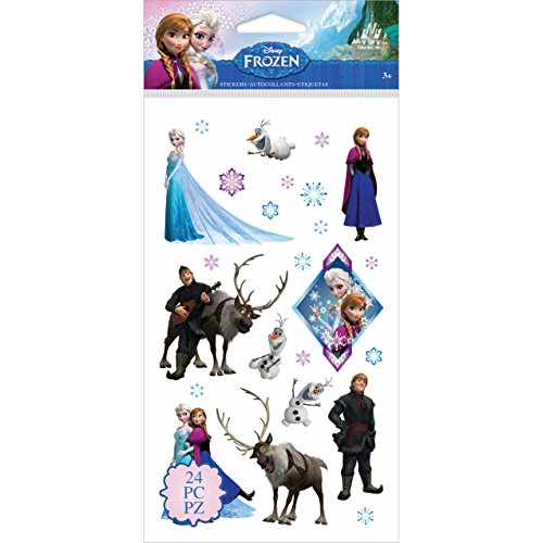 (Disney's Frozen Stickers-)