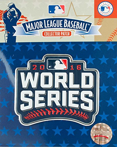 Emblem World Patch Series (2016 World Series MLB Collectors Licensed Patch)