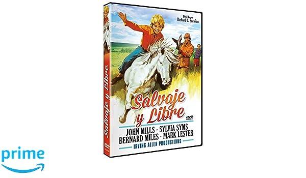 1caf9142edd7 Salvaje y libre (1969)  DVD   Amazon.es  John Mills