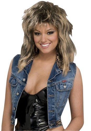 80s Groupie Costume Wig (80s Groupies)