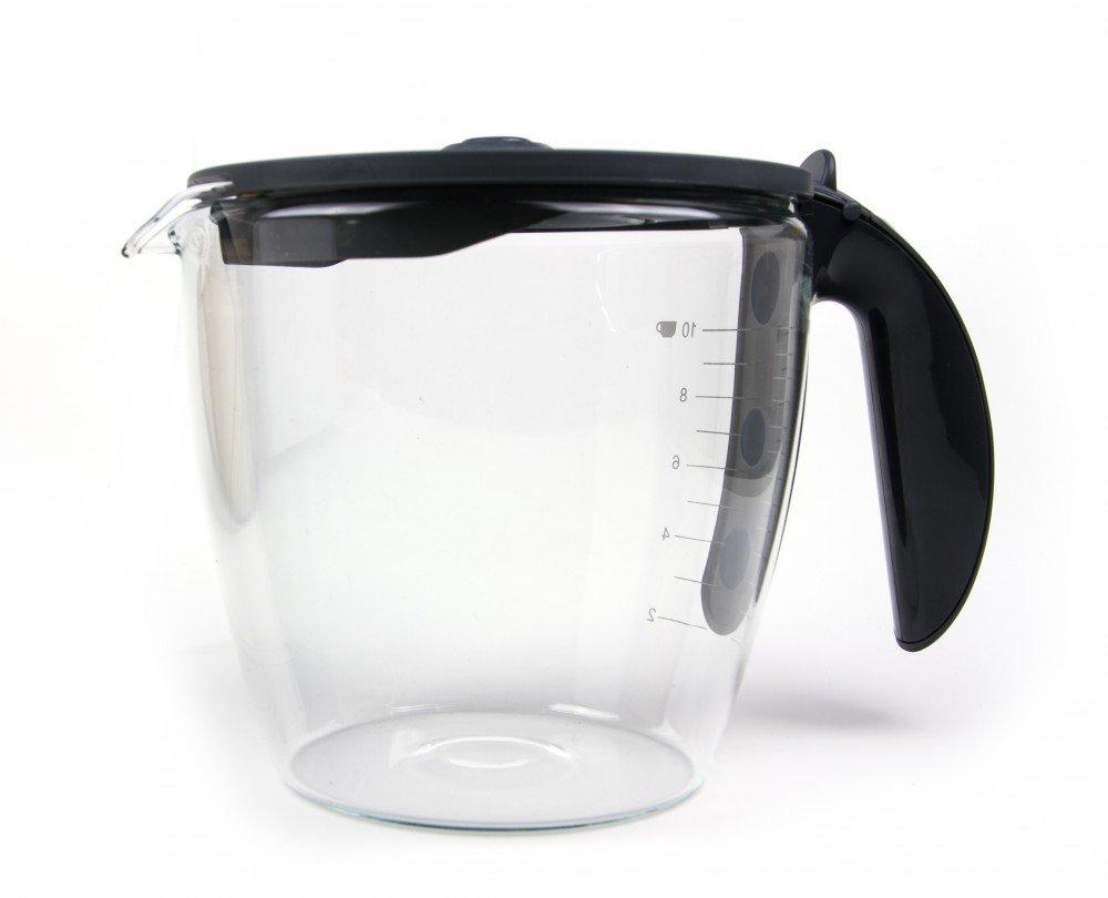 Bosch//Siemens Glass Carafe 499769 Coffee Pot for TKA65 TKA66 TKA67 TC60101-647056