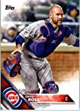 2016 Topps Series 2 #441 David Ross Chicago Cubs Baseball Card-MINT