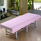 LWZY Linens Massage table sheet,waterproof sheets,spa linens,set of 2, beauty bed sheets/beauty salon bedspread/special sheets-B 200x80cm(79x31inch)