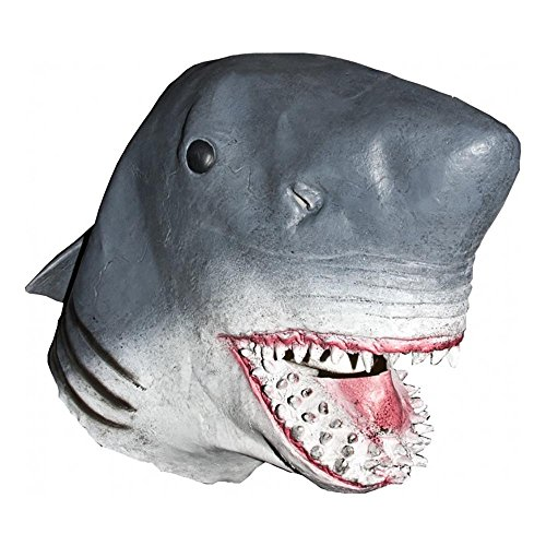 Shark Latex Mask