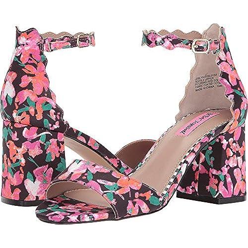 cheap Betsey Johnson Women's Joslyn Dress Sandal on sale