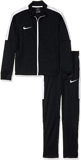 superstición Discreto Sociable  Nike Dry Fit Academy Chándal, Niños: Amazon.es: Ropa y accesorios