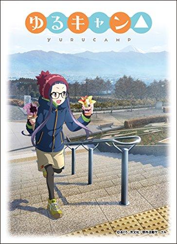 Character Sleeve Yurucamp Chiaki Oogaki (B) (EN-649) Pack