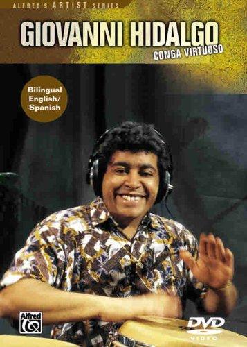 Giovanni Conga - Giovanni Hidalgo -- Conga Virtuoso: Spanish, English Language Edition (DVD)