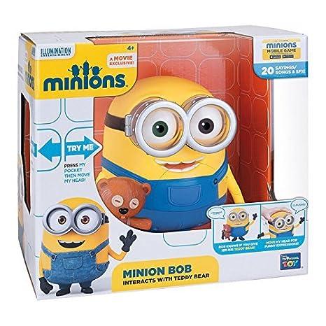 Minions 31006 Gioco Minion Parlante Bob Amazonit Giochi E