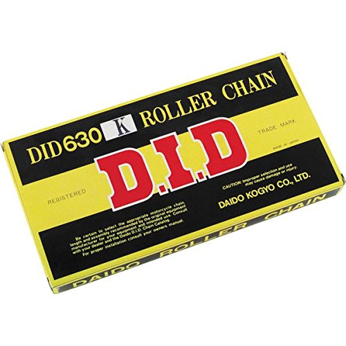 D.I.D 530 STD Standard Series Non O-Ring Chain 100 Links Natural D18-531-100 ()