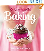 #2: American Girl Baking: Recipes for Cookies, Cupcakes & More