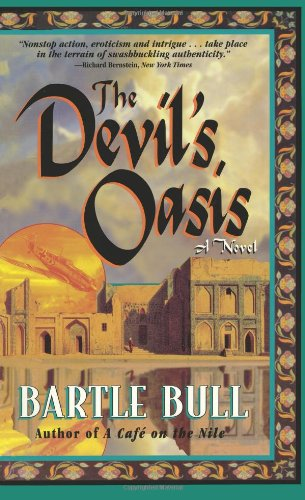 book cover of The Devil\'s Oasis