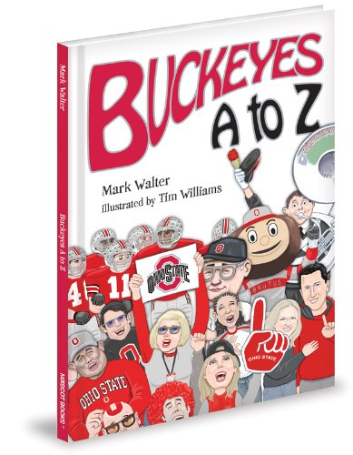 Buckeyes A to Z by Mascot Books (Image #1)