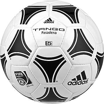adidas Tango Pasadena Balón, Hombre, Blanco/Negro, 5: Amazon.es: Deportes y aire libre