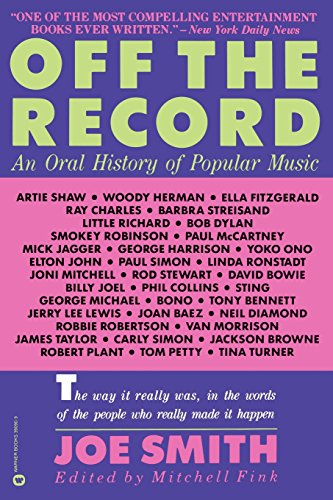 Off the Record: An Oral History of Popular Music