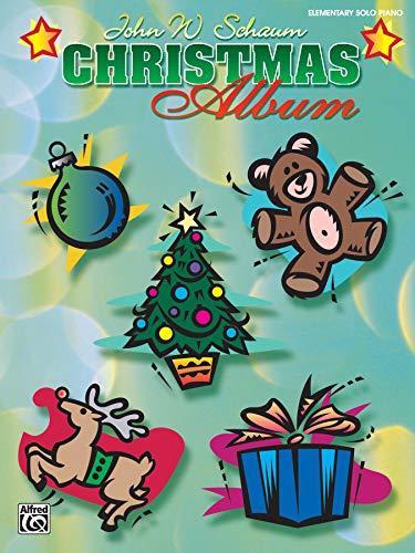 Christmas Album: Piano Solo (Schaum Method Supplement)