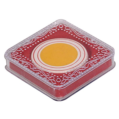 Precise Carrom Striker Tournament Grade Board Accessory Genuine Ivory Ball Acrylic Striker Quality Approved & Recognised in Carrom Federation of India, International Carrom Federation (Chroma - In Made India Model