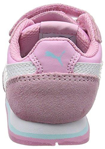 Puma St Runner Nl V Inf, Zapatillas Unisex Niños Rosa (Prism Pink-puma White 16)