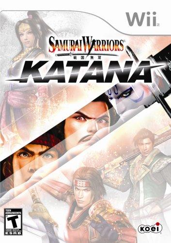 Samurai Warriors: Katana - Nintendo (Samuri Warrior)