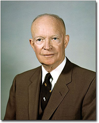 Eisenhower Portrait - 2