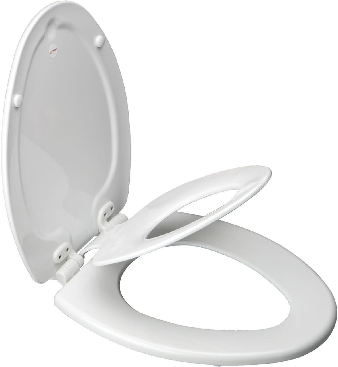 White Church 1483SLOW 000 Next Step Toilet Seat
