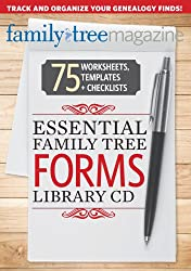 Essential Family Tree Forms Library