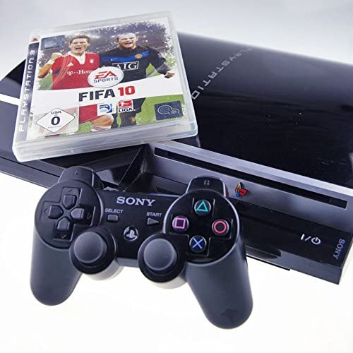 Playstation 3 (fat) mit FIFA 10: Amazon.es: Videojuegos