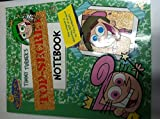 Timmy Turner's Top-Secret Notebook (The Fairly Odd Parents)