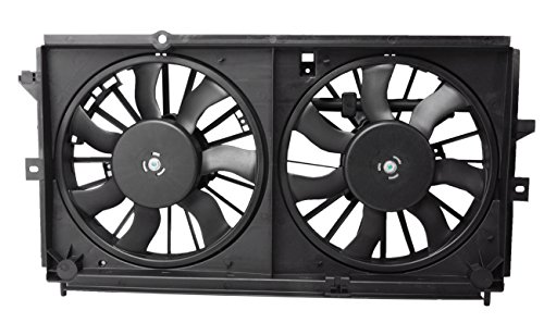 - TOPAZ 19130419 Radiator Cooling Fan Assembly for Chevrolet Impala Monte Carlo