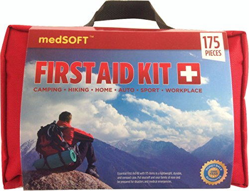 First Aid Kit 175 Pieces