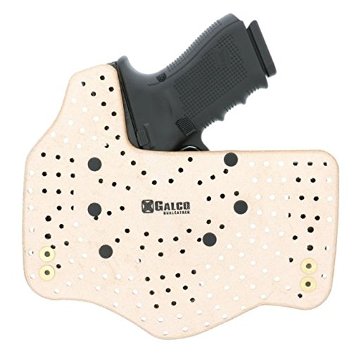 Galco KA212 Kingtuk Air IWB for 4'' 1911, RH, Black by Galco (Image #1)