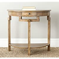 Safavieh American Homes Collection Liana Oak Console Table