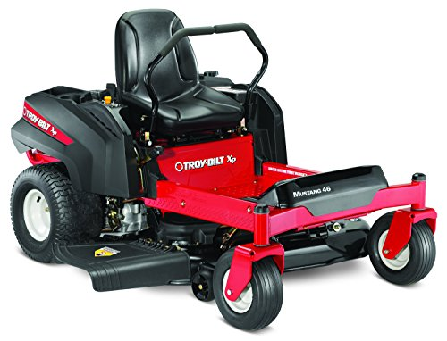 Troy Bilt Mustang 46 22HP 46 Inch Zero Turn Mower