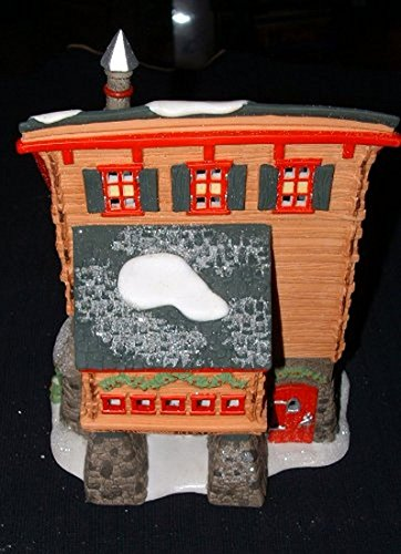 Department 56 North Pole Series Elves' Trade School by North Pole Village