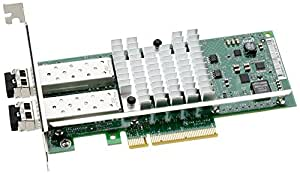 Intel X520-SR2 - Accesorio de red (Alámbrico, PCI-E, 10000 Mbit/s, 10 Gbit/s, Intel 82599, 14,55 cm)