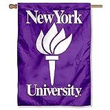 New York NYU University College House Flag