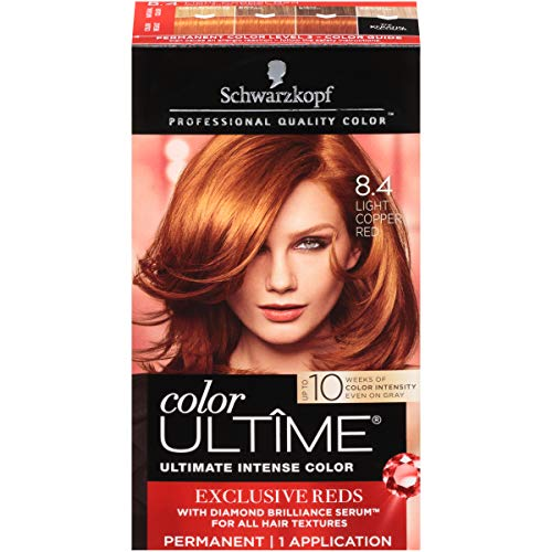 strawberry blonde dye - 2