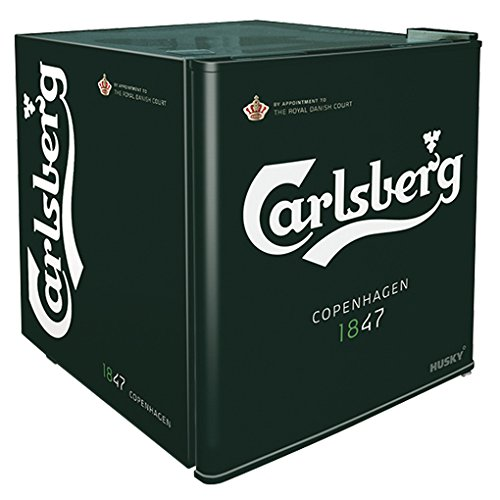 Husky HUS-HY208 Carlsberg Mini Fridge [Energy Class A+]