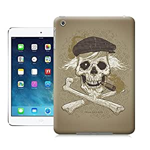 Unique Phone Case Painting Figure old skull Hard Cover for ipad mini cases-buythecase wangjiang maoyi