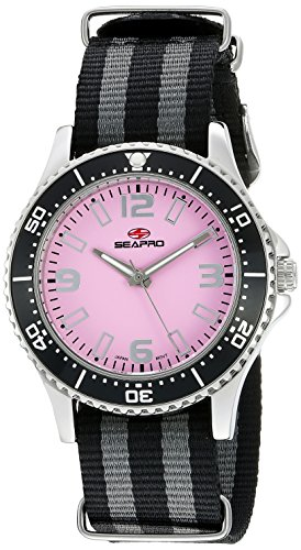 Seapro Women's SP5416NBK Analog Display Quartz Two Tone Watch
