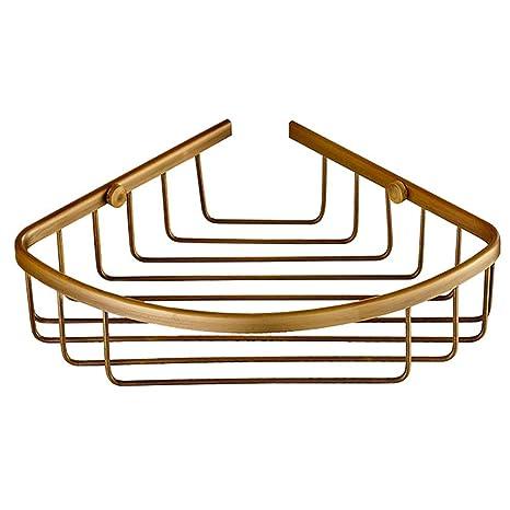 Amazon.com: GTTBS - Organizador de esquina para la ducha ...