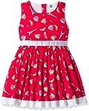 612 League Girls' Dress (ILW00S520025C_Red_7-8YRS)