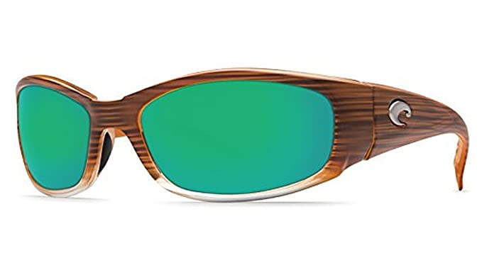 8e7f41daacc0 Image Unavailable. Image not available for. Color: Costa Del Mar Sunglasses  - Hammerhead- Glass / Frame: Wood Fade Lens: Polarized