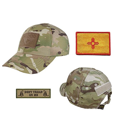 US State Operator Cap Bundle - With State & Dont Tread On Me