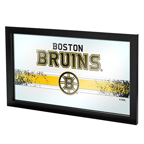 Trademark Gameroom NHL Boston Bruins Framed Logo ()