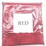 100G HOLOGRAPHIC RED GLITTER ULTRA FINE 0.08 WINE GLASS ART AND CRAFT BEAUTY NAIL ART NON TOXIC